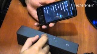 Creative MUVO Mini Portable Speaker Video Review