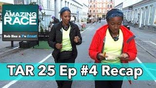 The Amazing Race 25 Episode 4 Recap   Friday, October 17, 2014