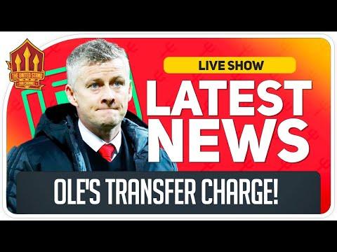 Solskjaer's Transfer Plan Slammed! Man Utd News Now