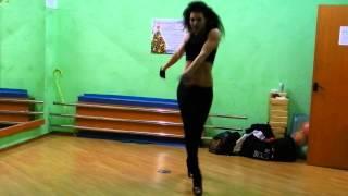 Alina Go-Go Dance