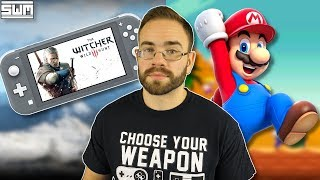 CD Projekt Red Finds Success On Switch And A New Mario Game...On The Super Nintendo?! | News Wave