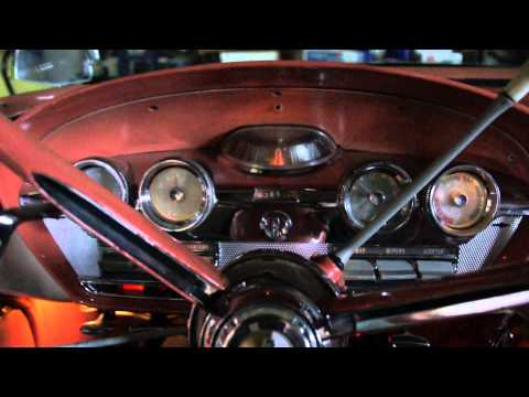 Woodys Custom shop mp3 player in 1958 Edsel !