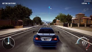 Need for Speed Payback - Most Wanted BMW M3 E46 Abandoned Car Location and Gameplay (2nd Time)