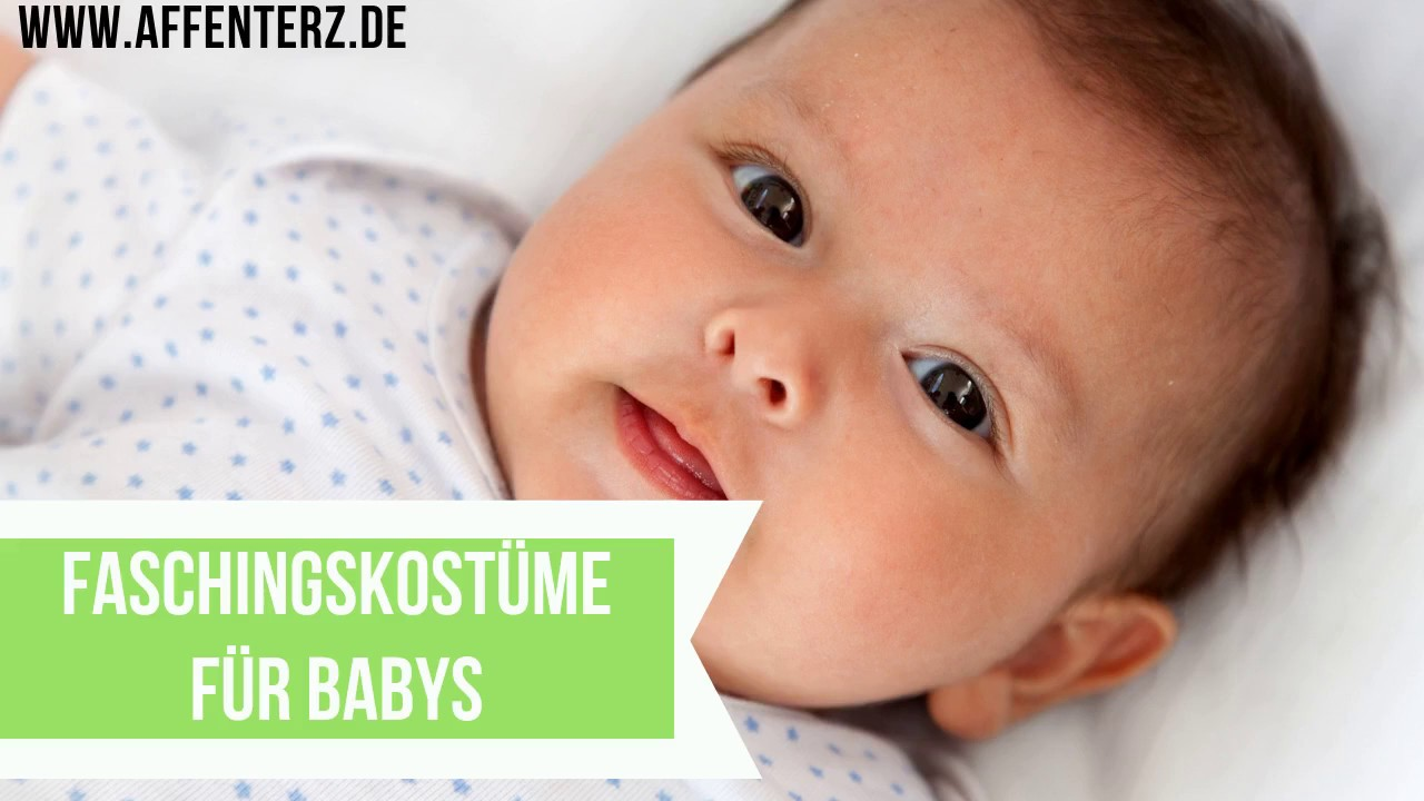 Faschingskostume Baby So Wird Fasching Bunt Youtube