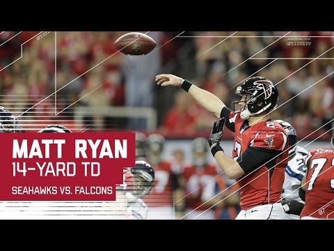 Matt Ryan Leads Epic 99-Yard Touchdown Drive! | Seahawks vs. Falcons | NFL Divisional Highlights