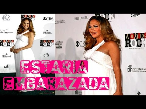 Jennifer Lopez Embarazada De Casper Smart