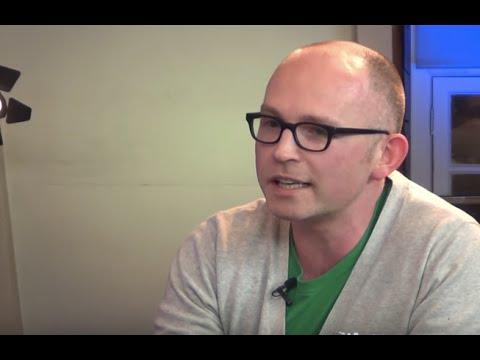 """Paul O'Connel (Uprise Startup Festival): """"Wij zijn het eerste echte startup festival"""""""