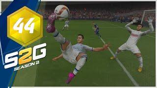 Skilling to Glory S2 ''Amazing Bicycle Kick Goal'' Episode 44 | FIFA 16