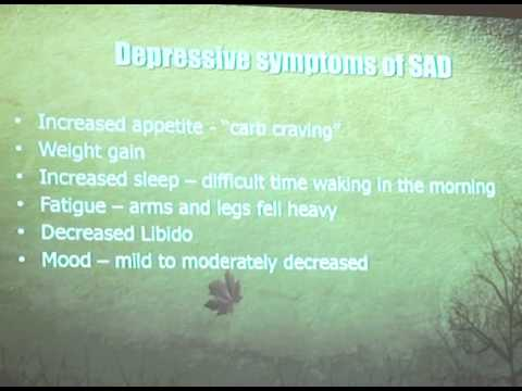 Feeling SAD: How to Stay Positive with Seasonal Affective Disorder