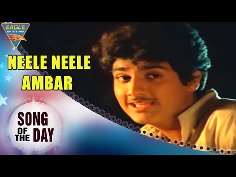 Song Of The Day 05 || Bollywood Best Songs || Neele Neele Ambar Video Song || Kalakaar Movie | Eagle