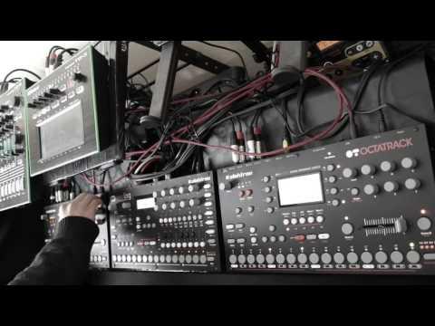 DL - Minimal / Dark Techno Live Set 2017 #03