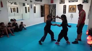 Kids Kung Fu Wrestling