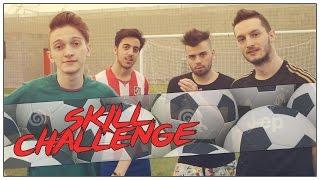 2v2 skill soccer challenge