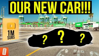 Revealing our Dream Car for 1,000,000 Subscribers! (Imported)