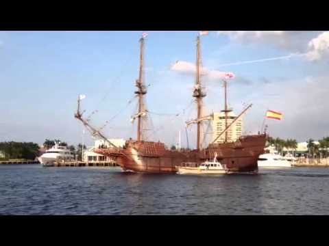 how to build a real pirate ship