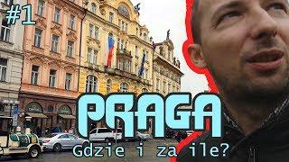 Czeska PRAGA oczami Polaka - Gdzie i za ile cz.1