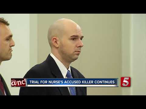 Former Cellmate: McLawhorn Confessed To Killing Nashville Nurse