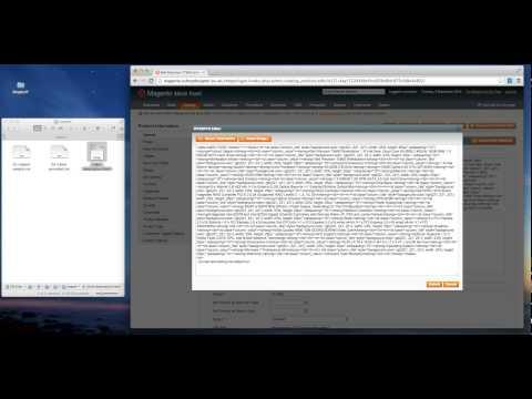 Magento import .CSV file encoding change to UTF-8 by eShopDesigners.com