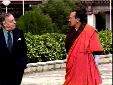 Gross National Happiness - 60 Minutes Bhutan