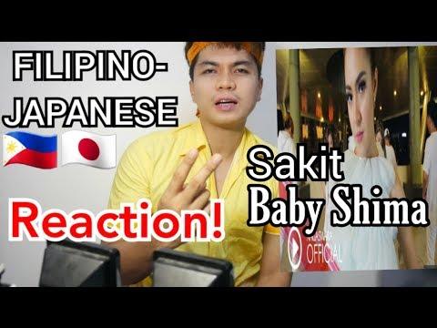 Download FILIPINO-JAPANESE REACTION! Baby Shima - Sakit    NAGASWARA # Mp4 baru