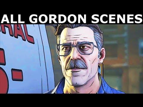 Download All Gordon Scenes - Vigilante Joker Path - BATMAN Season 2 The Enemy Within Episode 5: Same Stitch