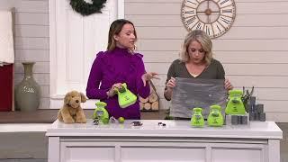 DogBuddy Dog Pooper Scooper with Waste Bags on QVC