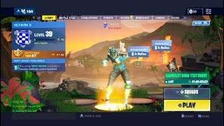 Tradeing\selling bk account Fortnite