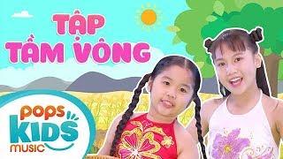 Mầm Chồi Lá - Tập Tầm Vông   Nhạc Thiếu Nhi Vui Nhộn - Kids Songs - Nursery Rhymes