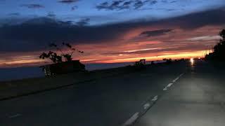 NIGHT VIEW AT AROMA BEACH SAN JOSE, OCCIDENTAL MINDORO 😍💓😇