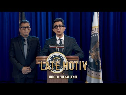 "LATE MOTIV - Berto Romero. 'Esa pareja de señores mayores""  | #LateMotiv535"