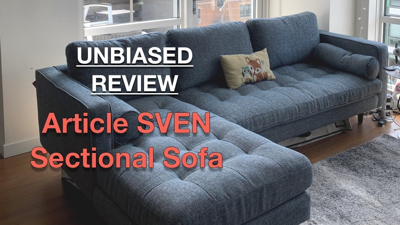 Article Sven Sectional Sofa Unbiased