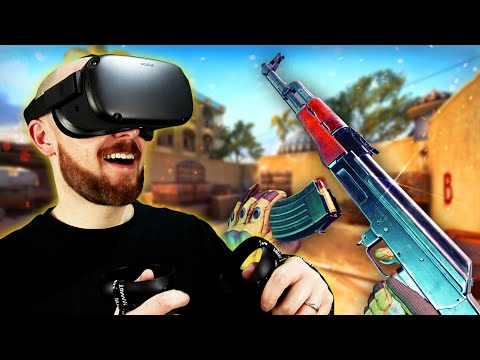 The Best FPS On Oculus Quest Is FREE