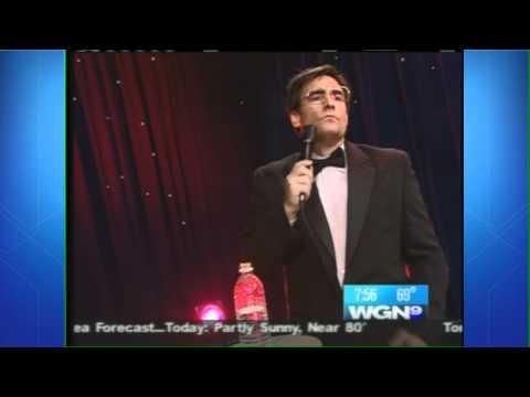 Jerryoke! Jerry Lewis does karaoke on WGN Morning News!