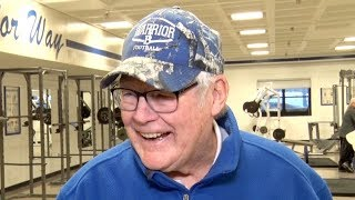 Long-Time Brainerd Head Football Coach Ron Stolski Retires After 45 Years