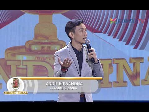Ardit: Sinetron Jadi Nyata (Grand Final SUCI 6)