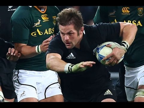 "Tribute to RICHIE MCCAW - ""Greatest FLANKER of all TIME"""