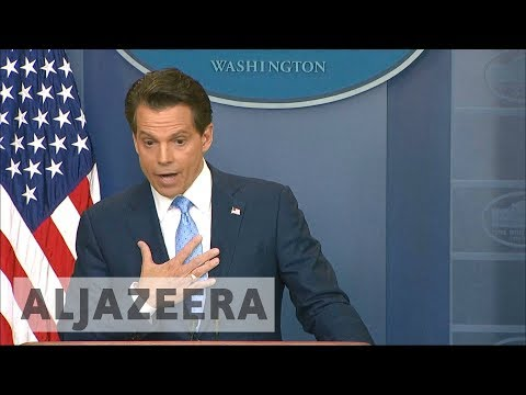 US: Anthony Scaramucci booted from White House