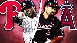 Didi Gregorius SIGNS with the Phillies! Rendon to the Angels? | MLB News