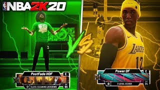 I TOOK MY BUILD TO THE 1V1 COURT vs A 99 OVERALL! BEST BUILD VS 99 OVERALL DEMIGOD! NBA 2K20