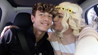 CARPOOL KARAOKE w/ My Girlfriend