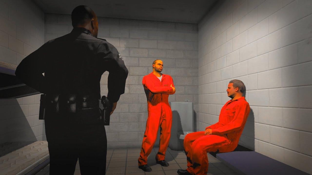 I BECAME PRISON GUARD OFFICER