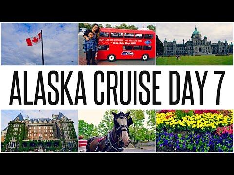 A DAY IN VICTORIA, BRITISH COLUMBIA   ALASKA CRUISE DAY 7