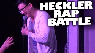 Comedian vs. Hip Hop Heckler | San Miguel, CA (17+ only)