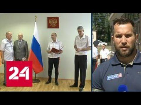 Число жителей Донбасса, желающих стать россиянами, растет в геометрической прогрессии - Россия 24