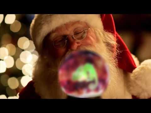 Santa Claus Chameleon Web Services Globe