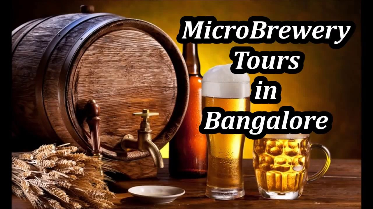 Micro Brewery Tour in Bangalore