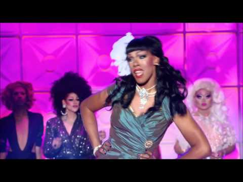 Rupaul'S Drag Race - lip sync Laila McQueen vs Dax Exclamationpoint (HD)