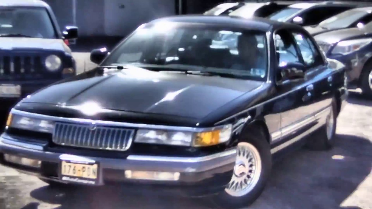Ford Grand Marquis 1992