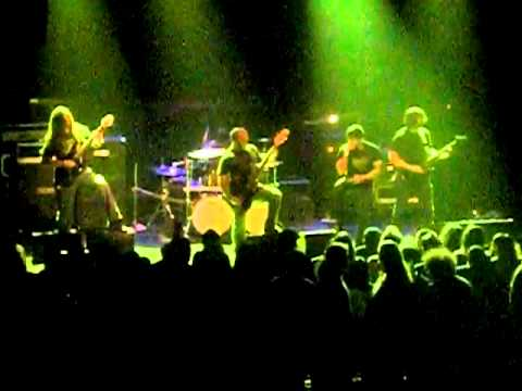 Through The Eyes Of The Dead  - As Good As Dead + No Haven LIVE in New York City 10-16-10