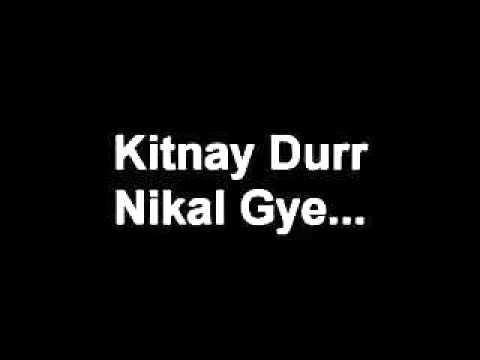 """""""Baith jata hu mitti pe aksar... kyuki mujhe apni aukat achhi lagti hai A beautiful Compilation"""